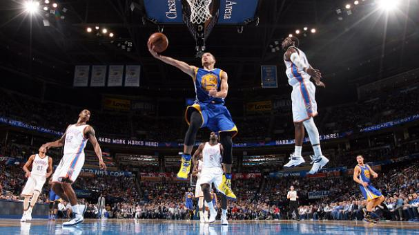Stephen Curry, Golden State Warriors, NBA. Foto: Getty Images
