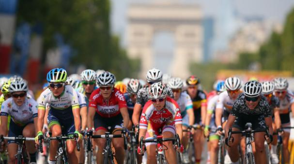 La Tour de France modifica su inicio este año. Foto Getty Images