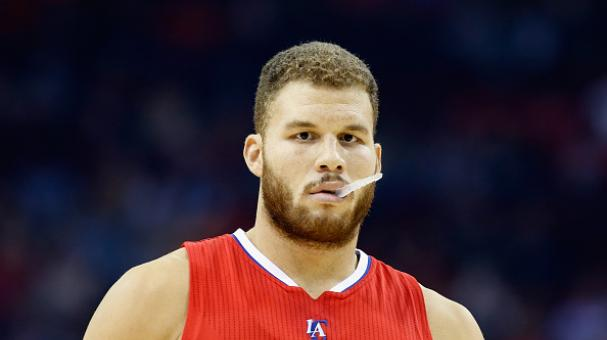 Blake Griffin, Los Ángeles Clippers, NBA. Foto: Getty Images