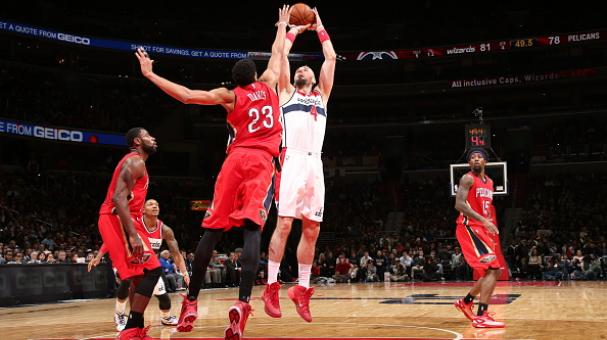 Marcin Gortat, New Orleans Pelicans, Washington Wizards, NBA, Baloncesto, Básquetbol, Estados Unidos