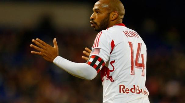 Thierry Henry anunció su retiro del club Red Bulls. Foto Getty Images
