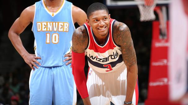 Bradley Beal, Washington Wizards, Denver Nuggets, NBA, Baloncesto