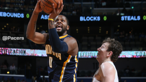 New Orleans Pelicans vs Indiana Pacers. NBA