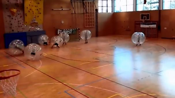 Fútbol, Fútbol Americano, Estados Unidos, Bubble Football