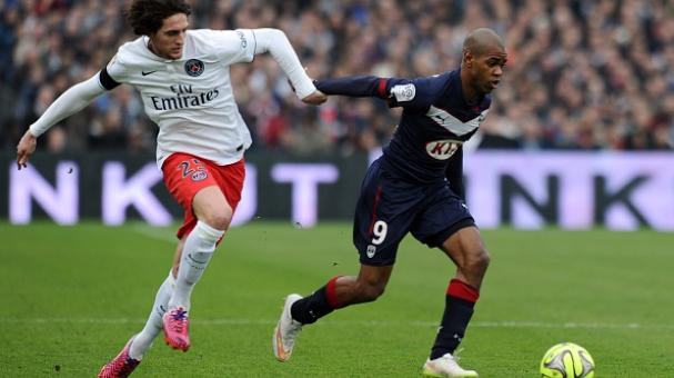Paris Saint Germain sucumbe frente al Burdeos.