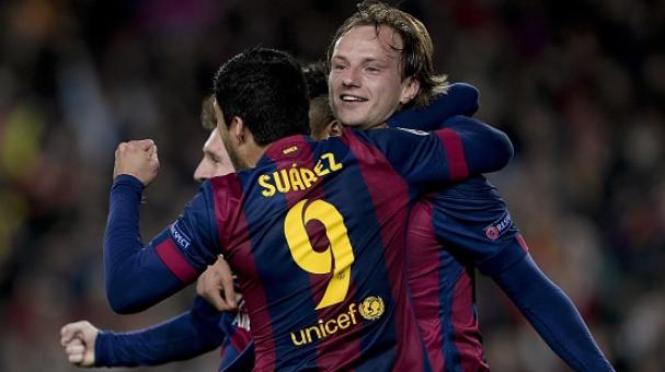 Ivan Rakitic, Barcelona, Manchester City, Champions League, La Liga de España, Premier League