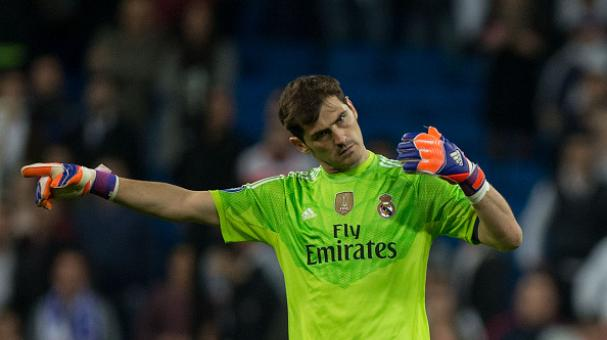 Íker Casillas, Real Madrid, Atlético Madrid, Champions League, La Liga de España