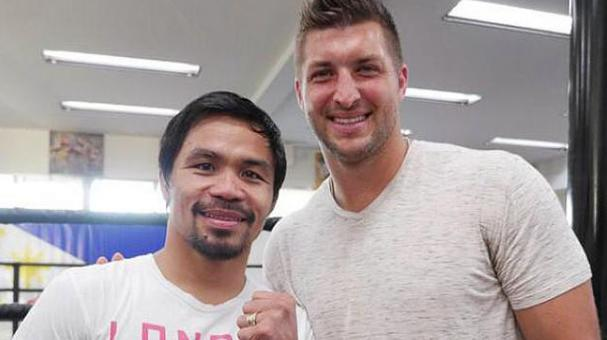 Manny and Tebow