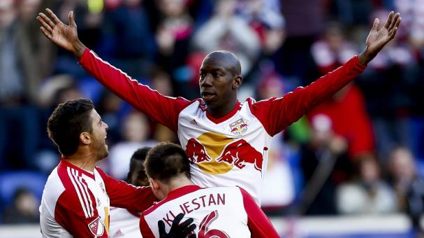 Bradley Wright-Phillips, New York  Red Bulls, DC United, San José Earthquakes, Chicago Fire
