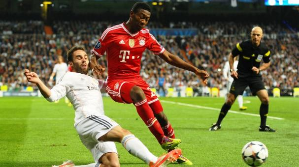 El Madrid tantea a Alaba