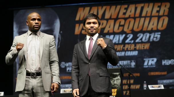 Floyd Mayweather Jr., Manny Pacquiao, Pacquiao vs. Mayweather Jr., Estados Unidos, Boxeo