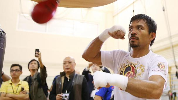 Manny Pacquiao. Foto: Getty Images