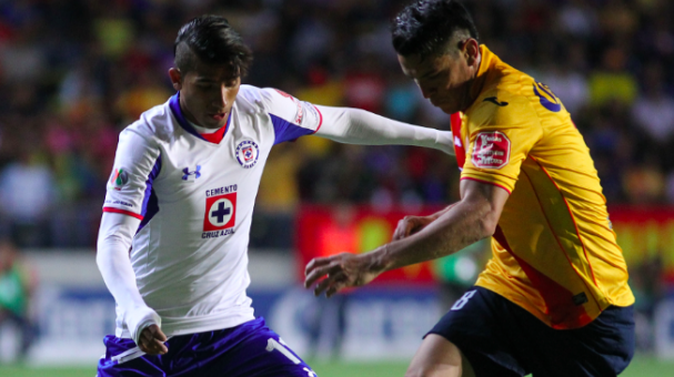 Cruz Azul vs Morelia
