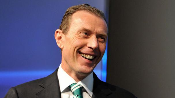 Emilio Butragueno of Real Madrid CF looks on during the UEFA Champions League semi-final and final draw at the UEFA headquarters on April 12, 2013 in Nyon, Switzerland. (Getty Images)
