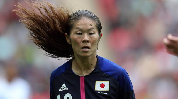 Homare Sawa. Foto: Getty Images