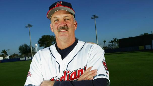 Pitching Coach Carl Willis of the Cleveland Indians poses for a portrait during photo day at Chain of Lakes Park on March 1, 2005 in Winter Haven, Florida. (Photo by Doug Pensinger/Getty Images)