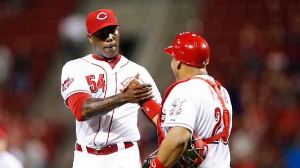 Cincinnati Reds, San Francisco Giants, Béisbol, Estados Unidos