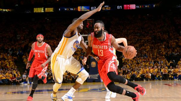 Golden State Warriors, Houston Rockets, Baloncesto, Estados Unidos