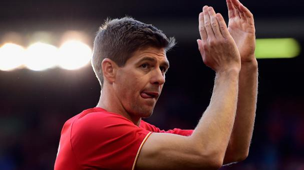 Steven Gerrard, Liverpool, Premier League, Inglaterra, Estados Unidos, MLS, LA Galaxy, Houston Dynamo