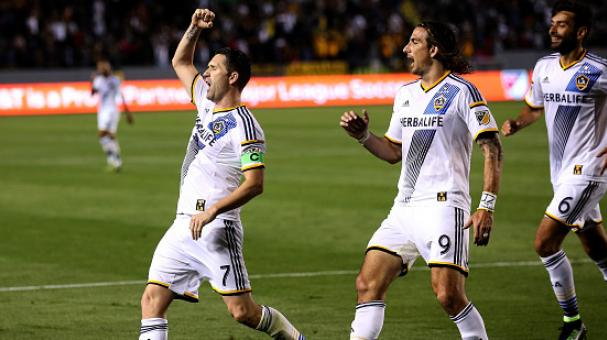 LA Galaxy, MLS, Estados Unidos