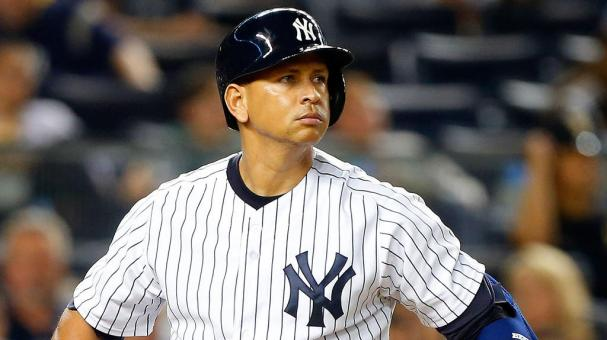 Alex Rodríguez, de los Yankees. Foto: Getty Images