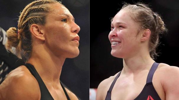 Cyborg y Ronda Rousey - Fotos: Getty Images