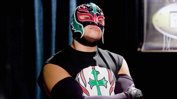Rey Mysterio Jr - Foto: Getty Images