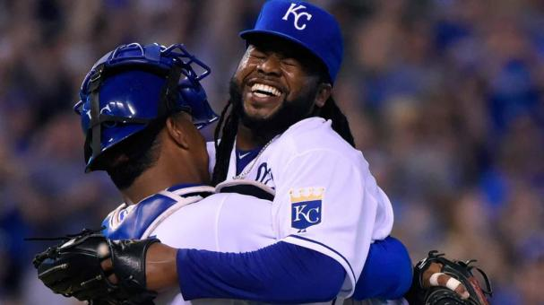 Johnny Cueto - Foto: Getty Images