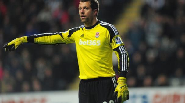 Thomas Sorensen, arquero de Dinamarca, pasa a Melbourne City. Foto: Getty Images