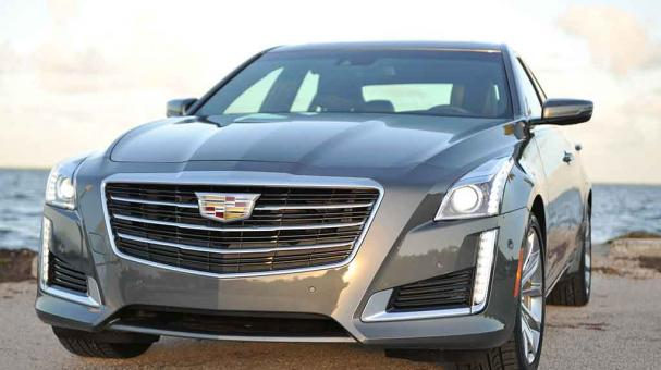Cadillac CTS AWD Premium Collection 2016, lujo total Made in USA