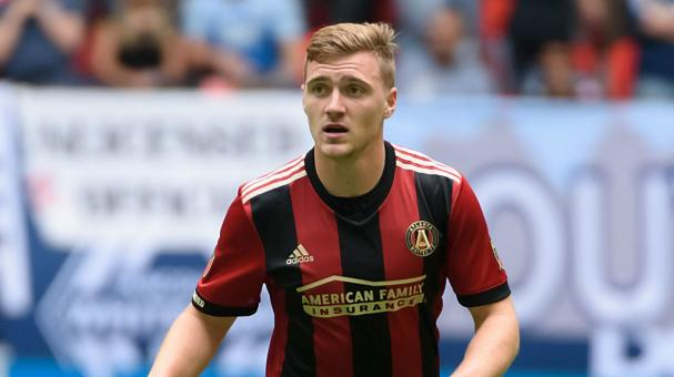 Julian Gressel, de Atlanta United, MLS