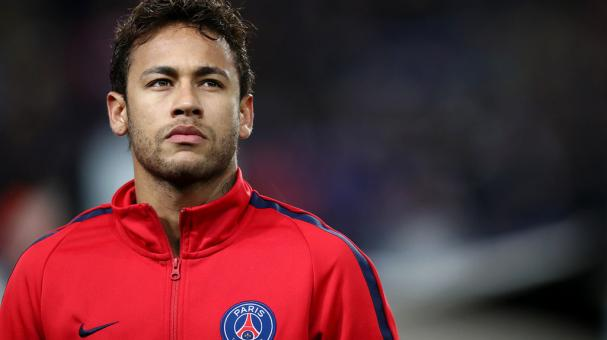 Neymar of PSG during the UEFA Champions League group B match between Paris Saint-Germain and Celtic FC at Parc des Princes on November 22, 2017 in Paris, France. (Getty Images)