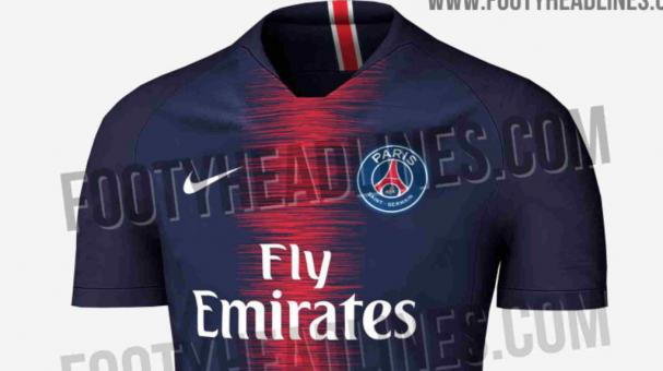 camisetas de futbol Paris Saint Germain deportivas