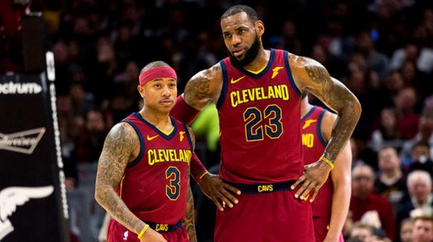 Isaiah Thomas, Cavaliers. Foto: Getty Images