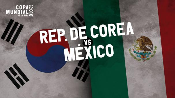 How and where to watch South Korea vs  Mexico game of the