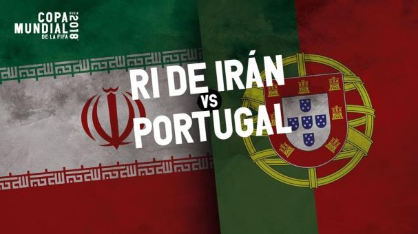How and where to watch Iran vs  Portugal game of the Russia