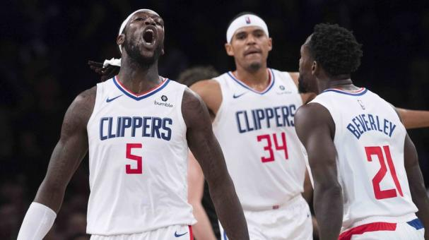 Clippers. AP