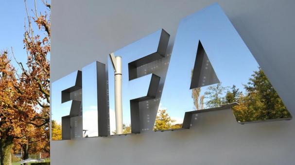 FIFA oficinas. Getty Images