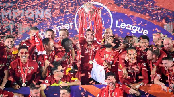 Liverpool, Campeón de la Premier League