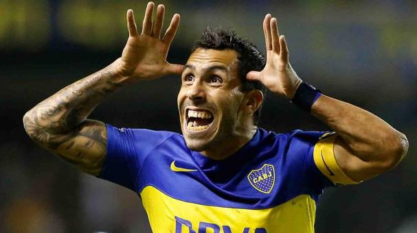 Carlos Tévez reaparece con Boca Juniors y descarta posible salida. Foto: Getty Images