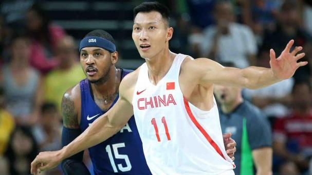 El chino Yi Jianlian ficha por los Lakers. Foto: Getty Image