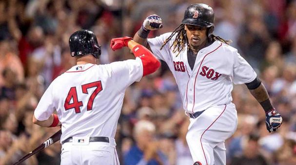 Boston derrotó a los Yankees y les comprometió su futuro. Foto: Getty Images