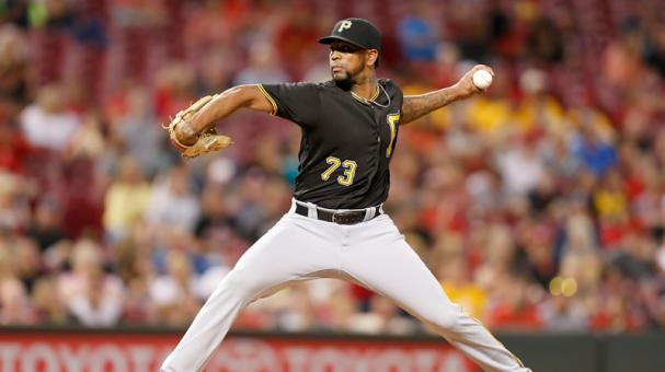 Nationals castigan a Felipe Rivero y derrotan a Pirates