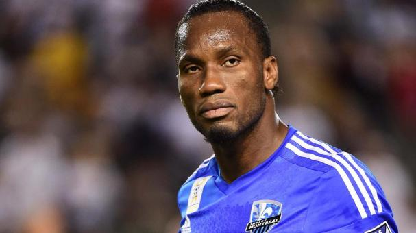 Didier Drogba of the Montreal Impact looks on prior to kickoff against the LA Galaxy in their MLS match on September 12, 2015 in Carson, California which ended 0-0.  Getty Images