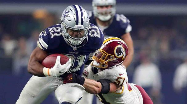 Dallas vence a los Redskins y luce imparable. Foto: Getty Images