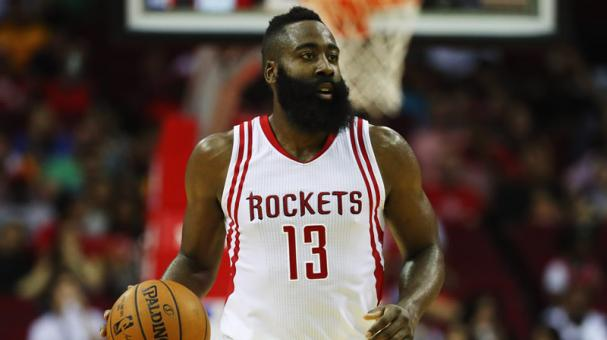 "James Harden consigue ""doble doble"" y Rockets derrotan a Suns"