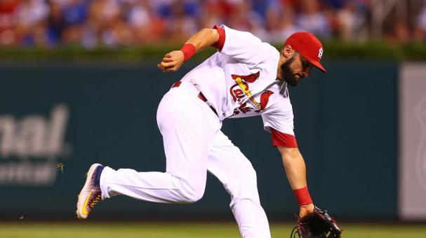 Con grand slam de Matt Carpenter, Cardinals vencen a Blue Jays