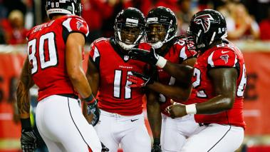 Julio Jones, Atlanta Falcons, Arizona Cardinals, NFL, Fútbol Americano, Estados Unidos