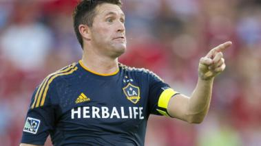 Robbie Keane #7 of the Los Angeles Galaxy against FC Dallas at FC Dallas Stadium in Frisco, Texas. (Photo by Cooper Neill/Getty Images)