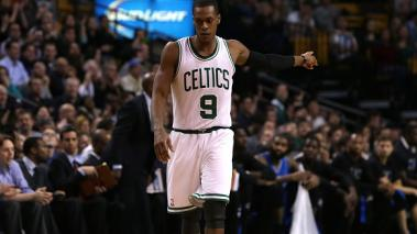 Boston Celtics, Rajon Rondo, Dallas Mavericks, Baloncesto, Estados Unidos